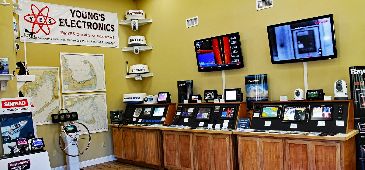 Young's Electronic Systems, Inc  – Marine Electronics Installation
